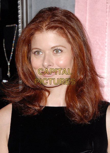 DEBRA MESSING .The 7th Annual DIC and In Style Luncheon held at The Beverly Hills Hotel in Beverly Hills, California, USA..January 10th, 2008.headshot portrait .CAP/DVS.©Debbie VanStory/Capital Pictures