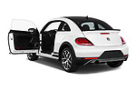 Car images close up view of 2017 Volkswagen Beetle Dune 3 Door Hatchback doors