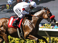 Tres Borrachos in the Harry F. Brubaker Stakes at Del Mar Race Course in Del Mar, California on September 1, 2012.