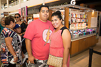 Jose and Zulma Galindo attend The Shops at Montebello Hispanic Heritage Month Event on October 11, 2015. (Photo: Taylor Lewis/ Guest of A Guest)