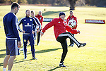 071116 Scotland training