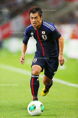 Yuichi Komano (JPN), <br /> May 30, 2013 - Football / Soccer : <br /> KIRIN Challenge Cup 2013 <br /> match between Japan 0-2 Bulgaria <br /> at TOYOTA Stadium, Aichi, Japan. <br /> (Photo by Daiju Kitamura/AFLO SPORT)