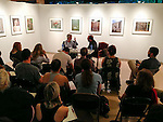 Victor Landweber - Things That Look Like Art:  Artist Talk - San Marco Gallery, California - 2013