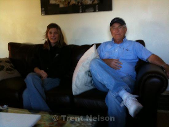 . Thursday, October 15 2009.Laura Nelson ed quayle