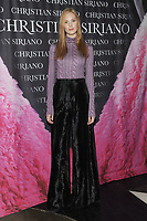 NEW YORK, NY - NOVEMBER 08: Jasmine Poulton attends the release of Christian Siriano's  book 'Dresses To Dream About' at the Rizzoli Flagship Store on November 8, 2017 in New York City.  Credit: John Palmer/MediaPunch