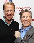 Ian Knauer and Ira Mont attends Broadway Salutes 10 Years - 2009-2018 at Sardi's on November 13, 2018 in New York City.