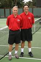 28 October 2005: John Whitlinger and David Hodge.
