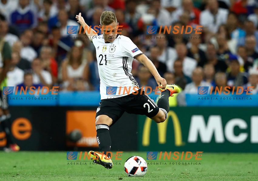 Joshua Kimmich (Germany) <br /> Marseille 07-07-2016 Stade Velodrome Football Euro2016 Germany - France / Germania - Francia Semi-finals / Semifinali <br /> Foto Matteo Ciambelli / Insidefoto