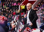 S&ouml;dert&auml;lje 2014-01-06 Ishockey Hockeyallsvenskan S&ouml;dert&auml;lje SK - Malm&ouml; Redhawks :  <br />  S&ouml;dert&auml;ljes tr&auml;nare Andreas Johansson <br /> (Foto: Kenta J&ouml;nsson) Nyckelord:  portr&auml;tt portrait