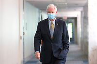 United States Senator Ron Johnson (Republican of Wisconsin) arrives to GOP policy luncheons on Capitol Hill in Washington D.C., U.S., on Tuesday, June 9, 2020.  Credit: Stefani Reynolds / CNP/AdMedia