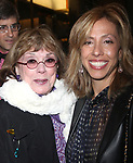 Phyllis Newman & Amanda Green attending the Broadway Opening Night Revival Performance of PROMISES,PROMISES at the Broadway Theatre in New York City.<br />April 26, 2010