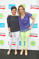 Tiffani Thiessen and Ali Wentworth at the 2012 Baby Buggy Bedtime Bash hosted by Jessica And Jerry Seinfeld on June 6, 2012 in New York City. © mpi44/MediaPunch Inc. ***NO GERMANY***NO AUSTRIA***