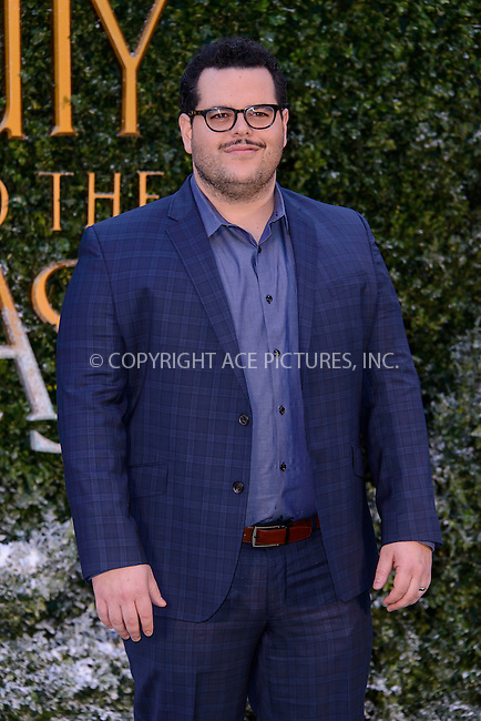 www.acepixs.com<br /> <br /> February 23 2017, London<br /> <br /> Josh Gad arriving at the UK launch event for 'Beauty And The Beast' at Spencer House on February 23, 2017 in London, England<br /> <br /> By Line: Famous/ACE Pictures<br /> <br /> <br /> ACE Pictures Inc<br /> Tel: 6467670430<br /> Email: info@acepixs.com<br /> www.acepixs.com
