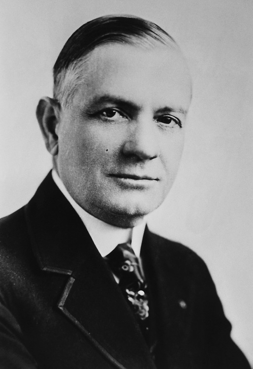 Portrait of Committee on Banking and Currency Chairman Rep. Henry B. Steagall, D-Ala. (Photo by Library of Congress/CQ Roll Call via Getty Images)