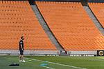 06.01.2019, FNB Stadion/Soccer City, Nasrec, Johannesburg, RSA, FSP, SV Werder Bremen (GER) vs Kaizer Chiefs (ZA)<br /> <br /> im Bild / picture shows <br /> Florian Kohfeldt (Trainer SV Werder Bremen), <br /> <br /> Foto &copy; nordphoto / Ewert