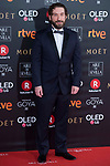 Sergio Sanchez attends red carpet of Goya Cinema Awards 2018 at Madrid Marriott Auditorium in Madrid , Spain. February 03, 2018. (ALTERPHOTOS/Borja B.Hojas)