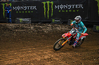 SX 2 / Jackson Richardson<br /> 2018 SX Open - Sydney <br /> Australian Supercross Championships<br /> Qudos Bank Area / Sydney Aus<br /> Saturday Nov 10th 2018<br /> &copy; Sport the library/ Jeff Crow / AME