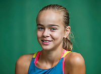 Almere, Netherlands, 24 september 2016, fotoshoot Jong Oranje,<br /> Photo: Tennisimages.com/Henk Koster