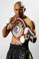 Siri Salido, boxeador