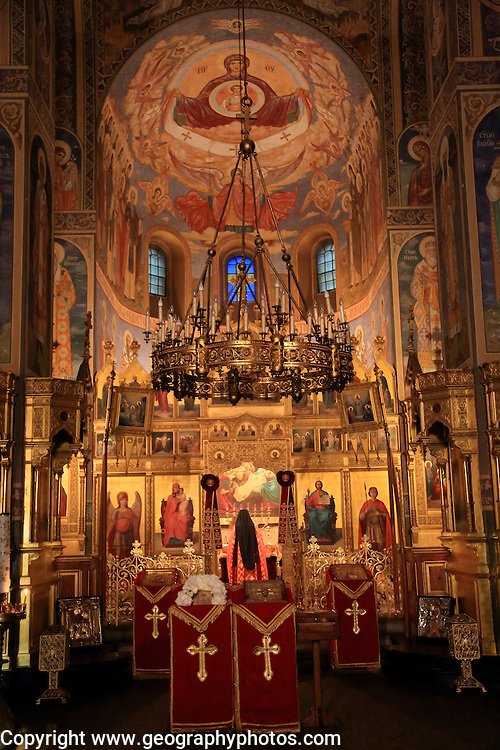 Shipka Memorial Church, Bulgarian Orthodox church, Shipka, Bulgaria, eastern Europe