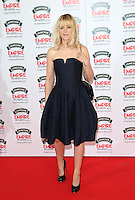 Edith Bowman at The Jameson Empire Film Awards 2014 - Arrivals, London. 30/03/2014 Picture by: Henry Harris / Featureflash