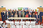 All the local business people who were honoured at the Farmbiz awards in the South Kerry Partnership offices, Killorglin on Saturday