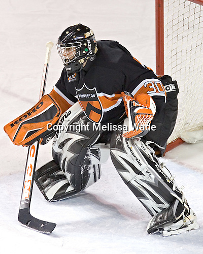 Eric Leroux - The Princeton University Tigers defeated the University of Denver Pioneers 4-1 in their first game of the Denver Cup on Friday, December 30, 2005 at Magness Arena in Denver, CO.