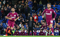 Pep Guardiola, manager of Manchester City <br /> Calcio Chelsea - Manchester City Premier League <br /> Foto Phcimages/Panoramic/insidefoto