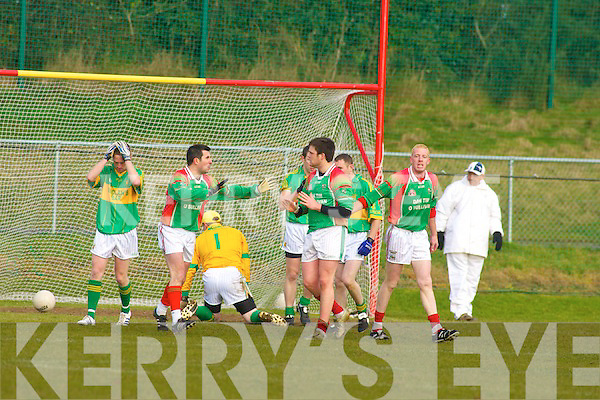 St Michaels Foilmore v Kilmihill in Mallow on Sunday   Copyright Kerry's Eye 2008