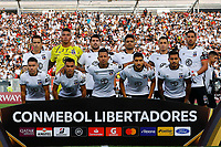 11th March 2020; Estadio Monumental David Arellano; Santiago, Chile; Copa Libertadores, Colo Colo versus Athletico Paranaense; Players of Colo-Colo poses for oficial photo