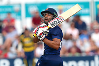 Ravi Bopara in batting action for Essex during Essex Eagles vs Glamorgan, NatWest T20 Blast Cricket at The Cloudfm County Ground on 16th July 2017
