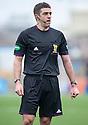 Referee Greg Aitken.