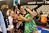 Pulse' Sulu Fitzpatrick, ANZ Premiership - Pulse v Tactix at Fly Palmy Arena, Palmerston North, New Zealand on Sunday 10 March 2019. <br /> Photo by Masanori Udagawa. <br /> www.photowellington.photoshelter.com