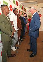 11/03/2020 - Ashley Walters, Michael Ward, Michaela Coel, Richard E Grant, Chris Ramsey, Levi Roots, Kate Garraway and Prince Charles at The Princes Trust Awards 2020 At The London Palladium. Photo Credit: ALPR/AdMedia