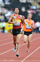 Photo: Tony Oudot/Richard Lane Photography..Aviva London Grand Prix. 25/07/2009. .men's 3000m Under 20. .Nick Goolab wins the race.