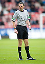 Referee Kevin Clancy    ...