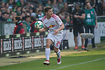 15.04.2018, Weser Stadion, Bremen, GER, 1.FBL, Werder Bremen vs RB Leibzig, im Bild<br /> <br /> <br /> Dominik Kaiser (RB Leipzig #24)<br /> Foto &copy; nordphoto / Kokenge