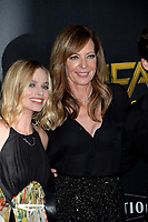 Margot Robbie &amp; Allison Janney at the 21st Annual Hollywood Film Awards at The Beverly Hilton Hotel, Beverly Hills. USA 05 Nov. 2017<br /> Picture: Paul Smith/Featureflash/SilverHub 0208 004 5359 sales@silverhubmedia.com