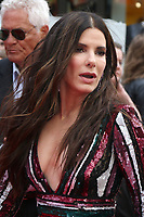American actress Sandra Bullock attends the European Premiere of Ocean's 8 at Cineworld on Leicester Square in London.<br /> <br /> JUNE 13th 2018<br /> <br /> REF: MES 182213 _<br /> Credit: Matrix/MediaPunch ***FOR USA ONLY***
