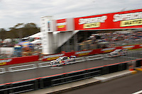 2016 Supercheap Auto Bathurst 1000. Round 2 of the Pirtek Enduro Cup. #88. Jamie Whincup (AUS) Paul Dumbrell (AUS). Red Bull Racing Australia. Holden Commodore VF.