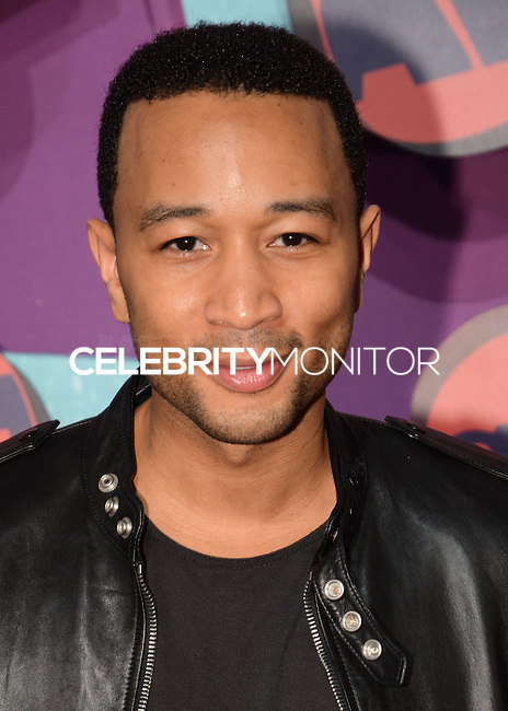 NASHVILLE, TN, USA - JUNE 04: John Legend at the 2014 CMT Music Awards held at the Bridgestone Arena on June 4, 2014 in Nashville, Tennessee, United States. (Photo by Celebrity Monitor)