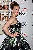 """LOS ANGELES - NOV 3:  Amy Adams arrives at the AFI Film Festival 2012  """"On the Road"""" Gala Screening at Los Angeles on November 3, 2012 in Graumans Chinese Theater, CA"""