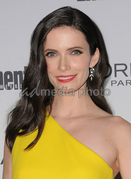 16 September 2016 - West Hollywood, California. Bitsie Tulloch. 2016 Entertainment Weekly Pre-Emmy Party held at Nightingale Plaza. Photo Credit: Birdie Thompson/AdMedia