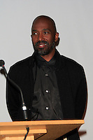 LOS ANGELES - JAN 28: Ntare Guma Mbaho Mwine at the 30th Anniversary of 'We Are The World' at The GRAMMY Museum on January 28, 2015 in Los Angeles, California