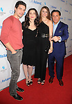 "LOS ANGELES, CA. - March 15: Steven Strait, Julianna Margulies, Dominik Garcia-Lorido and Andy Garcia arrive at the Los Angeles premiere of ""City Island"" held at Westside Pavillion Cinemas on March 15, 2010 in Los Angeles, California."