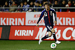 Takashi Inui (JPN), .FEBRUARY 6, 2013 - Football / Soccer : Takashi Inui of Japan in action during the KIRIN Challenge Cup 2013 Match between Japan 3-0 Latvia at Home's Stadium Kobe in Hyogo, Japan. (Photo by AFLO)