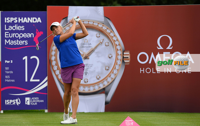 Sarah Kemp of Australia during the Final Round of The ISPS Handa Ladies European Masters at The Buckinghamshire Golf Club, Denham, England. Picture: Golffile | Richard Martin-Roberts<br /> All photo usage must carry mandatory copyright credit (&copy; Golffile | Richard Martin- Roberts)