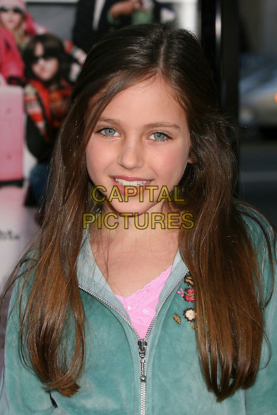 "RYAN NEWMAN.World Premire of ""Unaccompanied Minors"" at Grauman's Chinese Theatre, Hollywood, California, USA,.02 December 2006.portrait headshot.CAP/ADM/BP.©Byron Purvis/AdMedia/Capital Pictures."