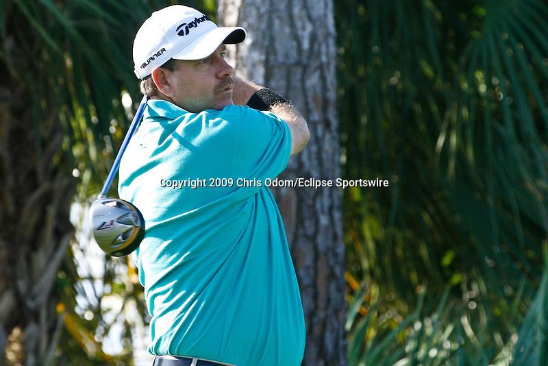 PALM BEACH GARDENS, FL. - Bart Bryant during Round Three play at the 2009 Honda Classic - PGA National Resort and Spa in Palm Beach Gardens, FL. on March 7, 2009.