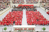 The Class of 2019, Farmington High School, had 178 graduates, according to the commencement program. Of the seniors, 24 graduated with superior honors, 20 with high honors and 15 with honors. Farmington graduates accepted $2.6 million in college scholarships.